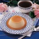 Flan -- simple and elegant.