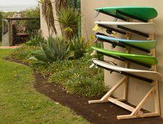 Boat Channel Boardracks - Custom surfboard racks