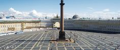 Top 20 things to do in Saint Petersburg: Palace Square