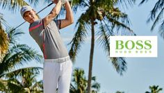 Staying In Charge With Boss Trendy Golf, Hugo Boss, Product Launch