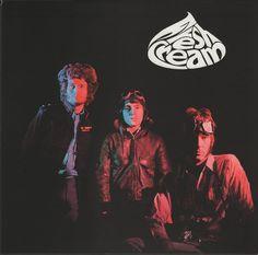 Hurricane Records - Cream - Fresh Cream - Super Deluxe Edition Sweet Wine, Fresh Cream, Progressive Rock, Eric Clapton, Toad, Squirrel, Bbc, Musicals