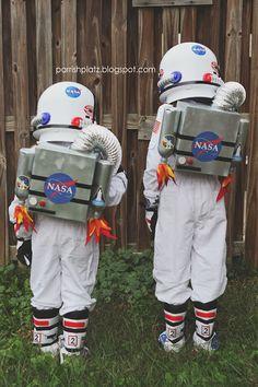 halloween costumes for boys Parrish Platz: Halloween 2015 Diy Astronaut Costume, Astronaut Party, Astronaut Halloween, Space Costumes, Boy Costumes, Horse Costumes, Carnival Costumes, Cosplay Costumes, Baby Boy Halloween