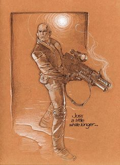The Baron - Image/Picture Display - Official Unofficial Travis Charest Art Gallery