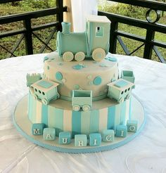 baby boy fondant cakes | Recent Photos The Commons Getty Collection Galleries World Map App ...