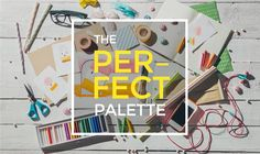 New obsession: How to Pick the Best Color Palette for Your Project  (with 5 Color Resources)