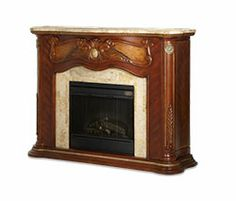 Cortina Collection® Fireplaces | Michael Amini Furniture Designs | amini.com