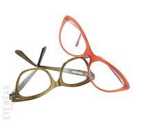 """#SASHEESCHUSTER """"HELGA"""" / """"SILVIA"""" #eyewearmagazine"""