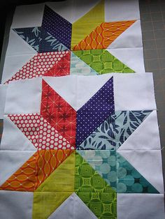 Using Jennifer of Ellison Lane Quilts tutorial for the August round of do.Good Stitches, Peace Circle. Such fun going through my scraps for this one!