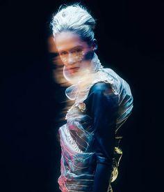 Color of Beats, fashion photography by Yanzhou Bao