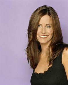 Courteney Cox as Monica Geller in #Friends - Season 9