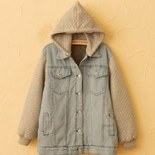 http://fashiongarments.biz/products/2016-new-mori-girl-winter-womens-denim-patchwork-with-a-hood-thickening-outerwear-cotton-padded-jacket-top/,      product option list note : the following information is for reference only . please contact the seller to get the detailed information .  product details  shoulder: 42 cm bust: 106 cm sleeve long: 53 cm clothing long: 64 cm    ,   , clothing store with free shipping worldwide,   US $55.99, US $41.99  #weddingdresses…