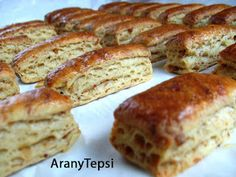 AranyTepsi: Tepertőkrémes rudacskák Healthy Life, Healthy Living, Hungarian Recipes, Hungarian Food, Snack Recipes, Snacks, Winter Food, Ham, Banana Bread