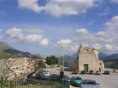 Ciminna - il Santuario di San Vito.