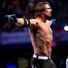 I'm really happy that AJ turned heel! He makes a really good heel and I'm glad WWE made him one! No matter what happens in the future, I will always support the Phenomenal One <3<3<3<3<3<3<3