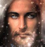Jesus Christ face by VISHNU108