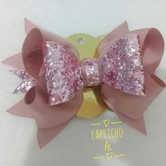 Everyday Holidays, Big Bows, Felt Flowers, Hair Clips, Headbands, Diy And Crafts, Projects To Try, Ribbon, Hair Accessories