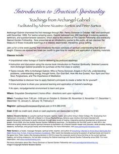 Introduction to Practical Spirituality: Archangel Gabriel 101 - Central PA Holistic Wellness (State College, PA) - Meetup