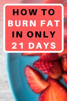 How to Burn Belly Fat Fast - Burn Fat Quickly in 21 Days - Heym if you want to know how to loose weight quickly, here I will show you the answer :] - Loose Weight Quick, How To Lose Weight Fast, Burn Belly Fat Fast, Diet Supplements, Proper Diet, To Loose, Eating Habits, Fat Burning, Healthy Life