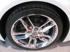 """Michelin Tires 19"""" Front Wheels 20"""" Rear Wheels"""
