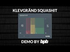 awesome Klevgränd Produktion SquashIt DEMO (VST/AU Plugin) Free Download Crack VST