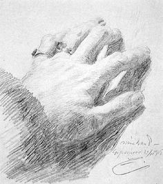 By Zorn, Anders - Hand