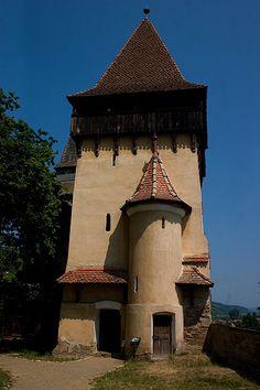 Biertan fortress church - romania