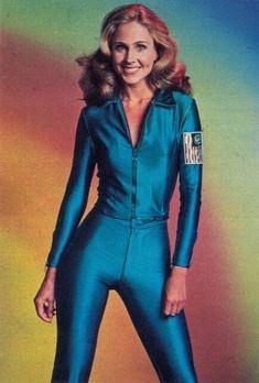 Erin Gray Wilma Deering From Buck Rogers Sci Fi Tv Series, Sci Fi Tv Shows, Buck Rodgers, Monaco, Rogers Tv, Science Fiction, Erin Gray, Cosplay Costume, Star Trek Universe