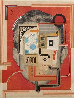 Bill Zindel: untitled