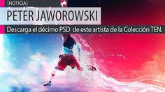 Fotolia presenta al diseñador polaco Peter Jaworowski, décimo artista de la segunda temporada de la Colección TEN. Su obra «Game on» estará ...