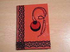 Tässä kortissa on jotain rohkeaa ja sensuellia. Ihan hauska vaikka omalle kumppanille.