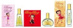 perfume betty boop | Linha de Perfumes Betty Boop