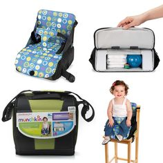 Multi-function foldable portable portable crib bed bed large capacity mummy bag shoulder baby bag travel bed^ | Eli?i | Pinterest  sc 1 st  Pinterest : travel booster chair - Cheerinfomania.Com