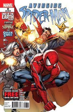 AVENGING SPIDER-MAN #8 ... June 2012