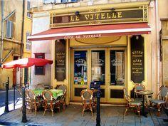 Aix en Provence --  Le Vitelle