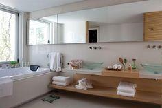 Cinco ambientaciones que te pueden dar ideas al momento de reformar tu cuarto de baño