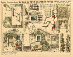Maison du Petit Chaperon Rouge