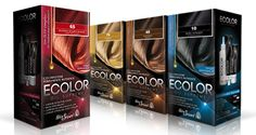 #Ecolor Oil Supreme is the innovative  #AMMONIA-FREE permanent #coloring #treatment KIT that ensures a deep, even color with surprisingly luminous, long lasting reflections.