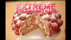 [COOKAT] Extreme Strawberry Cake