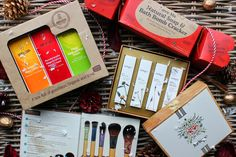CHRISTMAS GIFT GUIDE: NATURAL PRODUCTS