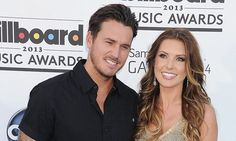 Audrina Patridge reveals she's expecting first child with Corey Bohan