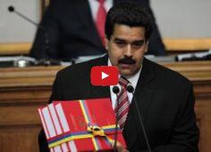 Memoria y Cuenta de Maduro debe presentarse antes del 19 de enero  http://www.facebook.com/pages/p/584631925064466