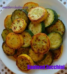 Do you know how to Perfectly Saute Zucchini? Are you thankful for the bounty of summer Do you know how to Perfectly Saute Zucchini? Are you thankful for the bounty of summer Sauteed Zucchini And Squash, Sauteed Vegetables, How To Saute Vegetables, Pan Fried Zucchini, Grilled Zucchini, Veggies, Side Dish Recipes, Potatoes, Vegetarian Meals