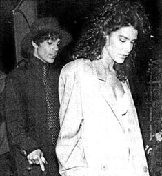 ❤ Prince was deeply in love with Susannah Melvoin, the twin sister of Revolution guitarist Wendy Melvoin, through much of the mid-'80s.