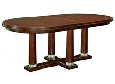 Antiquity Pedestal Table