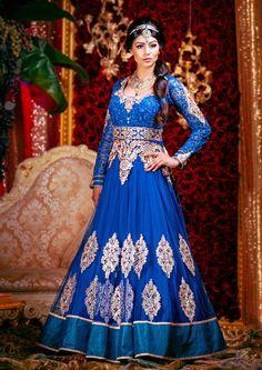 Indian Style Disney Princesses Photoshoot