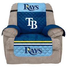 MLB Tampa Bay Rays Recliner Slipcover