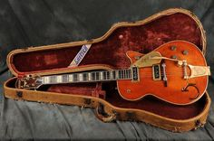 Venturini collection of vintage guitars : Vintage Gretsch Guitars : The Gretsch Pages