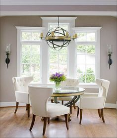 Dinning room chairs!
