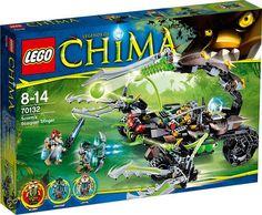 LEGO Legends of Chima: Scorm's Scorpion Stinger