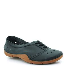 68e26a82a91 Black Lark Leather Shoe - Women by Propét